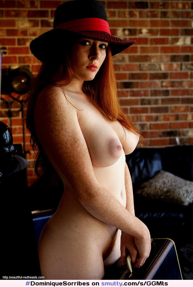 #DominiqueSorribes #redhead #freckles #busty #bignaturals #pale