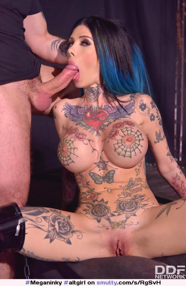 Tattoo blowjob gifs