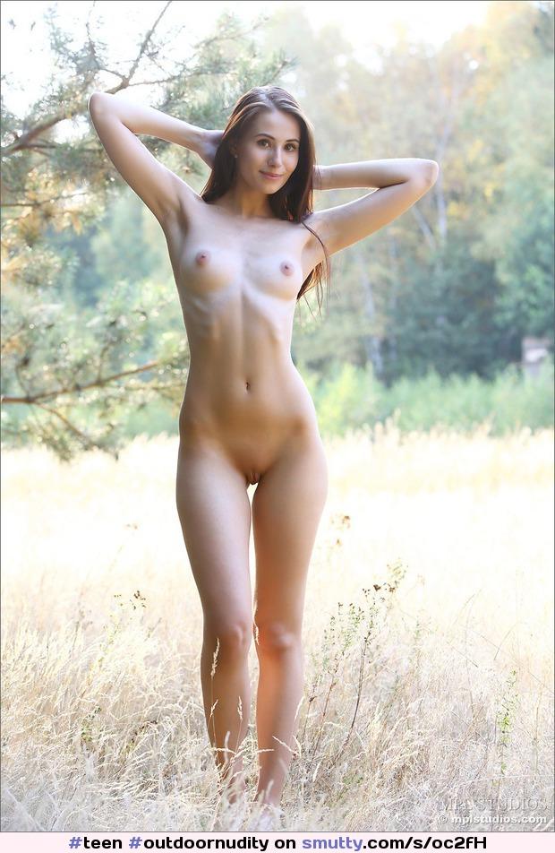 Naked Teens Outdoor