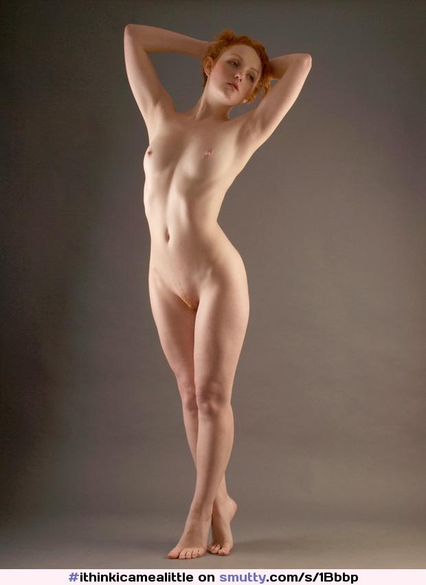 Nude female figure photos