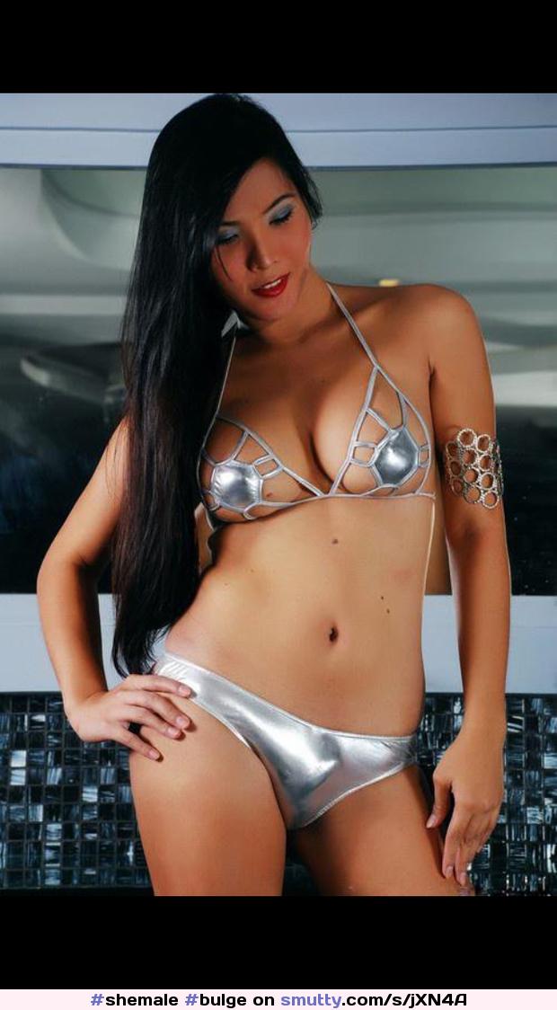 Trannys In Bikinis Are A Real Turn On When The Bikini Is Smallts Mariana Cordoba Blog