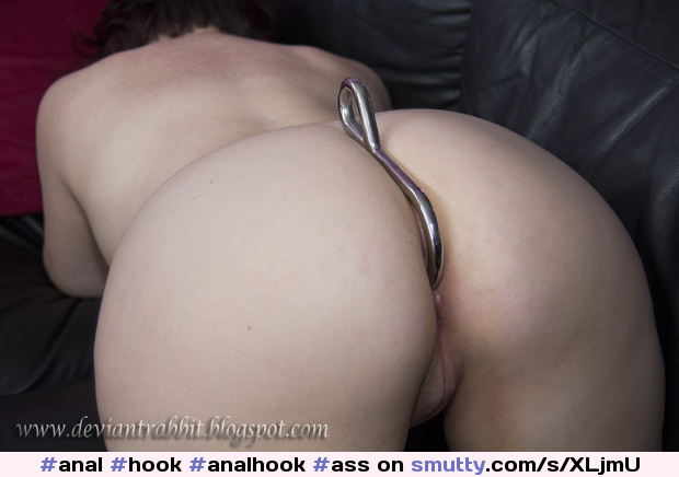 How to use an anal hook