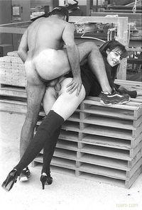 Vintage anal pics