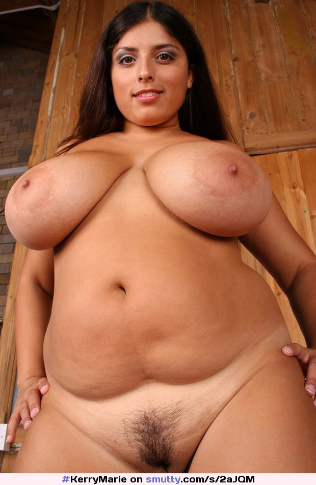 chubby fat kerry marie