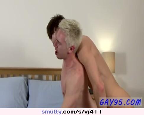 hottest gay blondhair