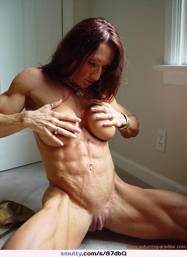 Muscle Asian Guy