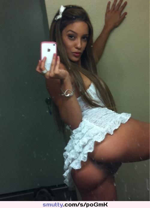 latina teen virgin pussy selfie