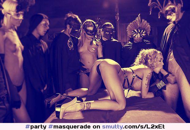 порно онлайн вечеринки в масках маскарадных закрытых клубах неоднократно