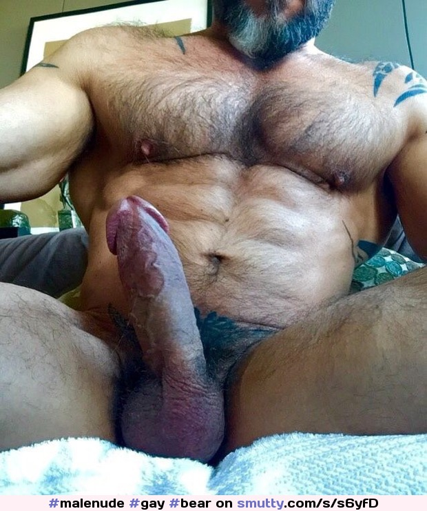 Naked Hairy Muscle Bears