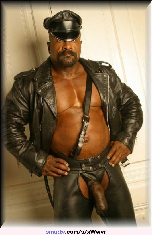 Pin On Men In Leather