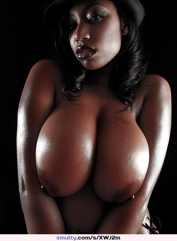 The Huge Ebony Tits Of Mahogany Masters