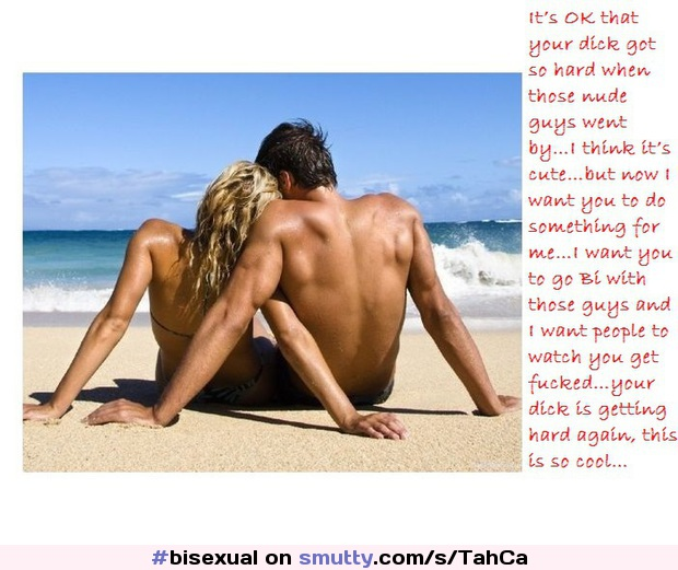 to bisexual boyfriend How is your if tell
