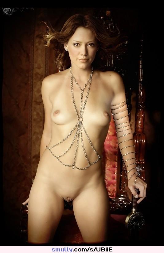 Hilary duff nude lesbian