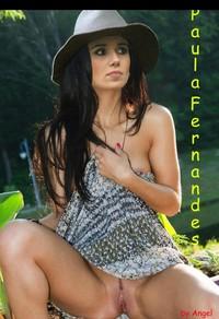 jill ireland naked