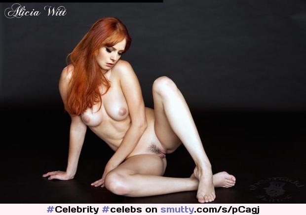 Alicia Witt Nude