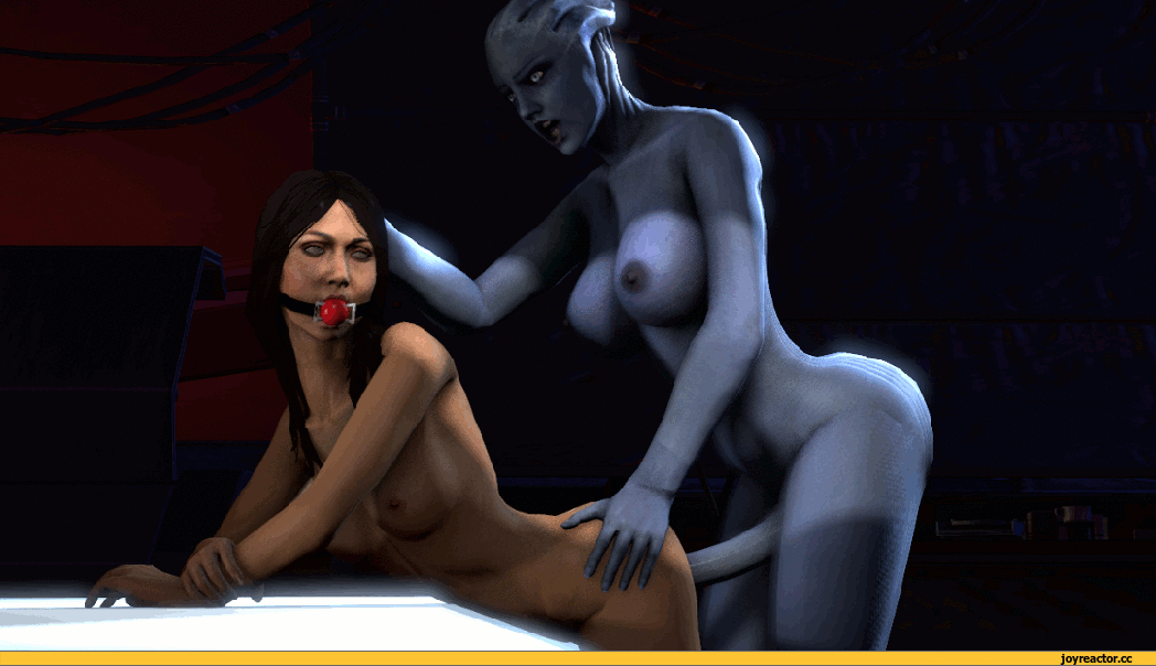 Лесбиянки в mass effect порно видео