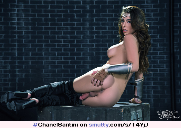#ChanelSantini #CCSantini #shemale #shemalebeauty #perfectshemale #WonderWoman #shemalecock #shemaleass #CockTail