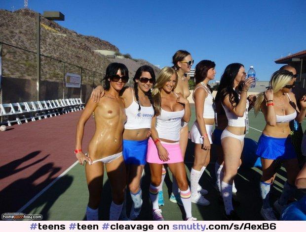 Hottest college football girls topless, best nude tittiy gifs