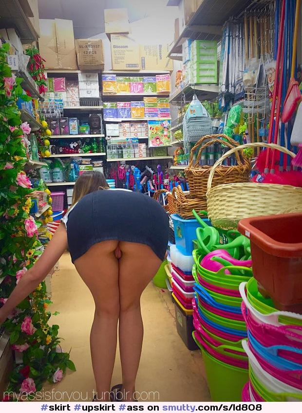 Public Bend Over Upskirt Upskirt: 1,250