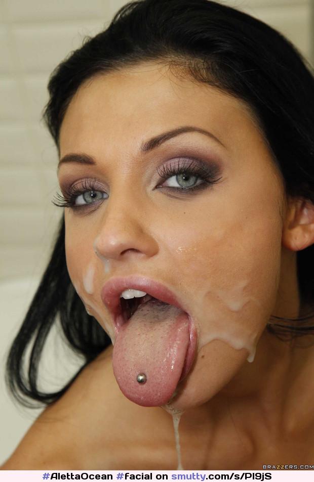 Milf Cum In Tongue Porn Pic