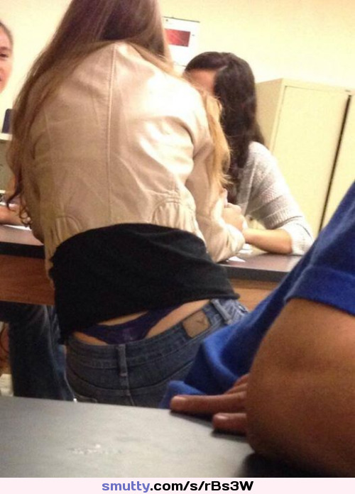 thong creepshots