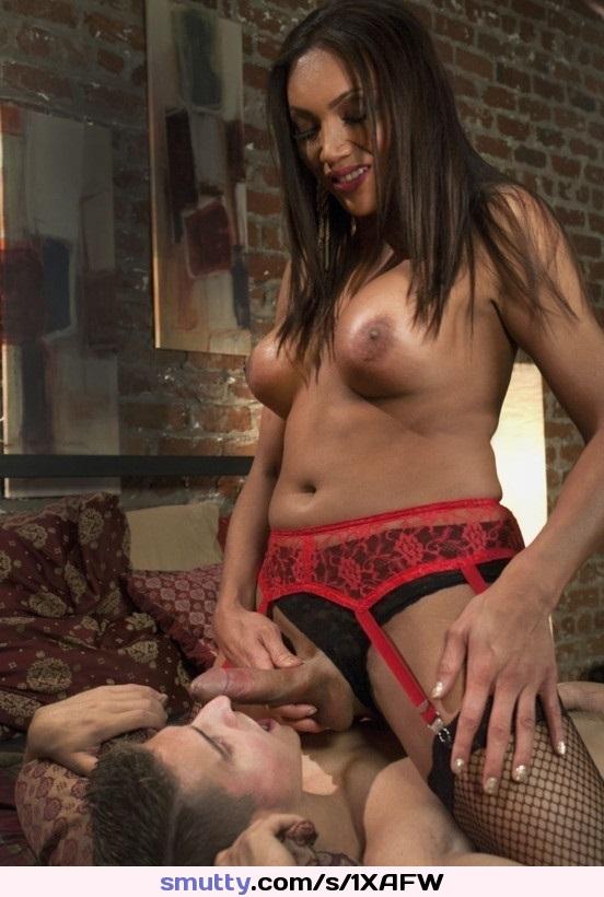 Shemale seduction story