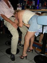 Bar slut mature