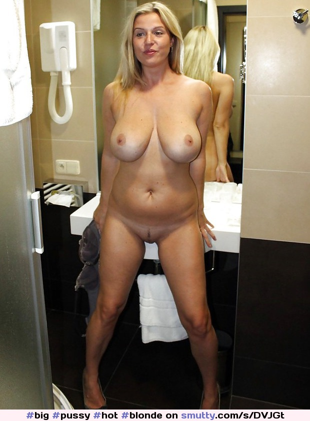 Blonde Mature Big Ass Amateur