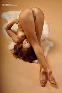 Superstar She Was A Nude Contortionist Pictures