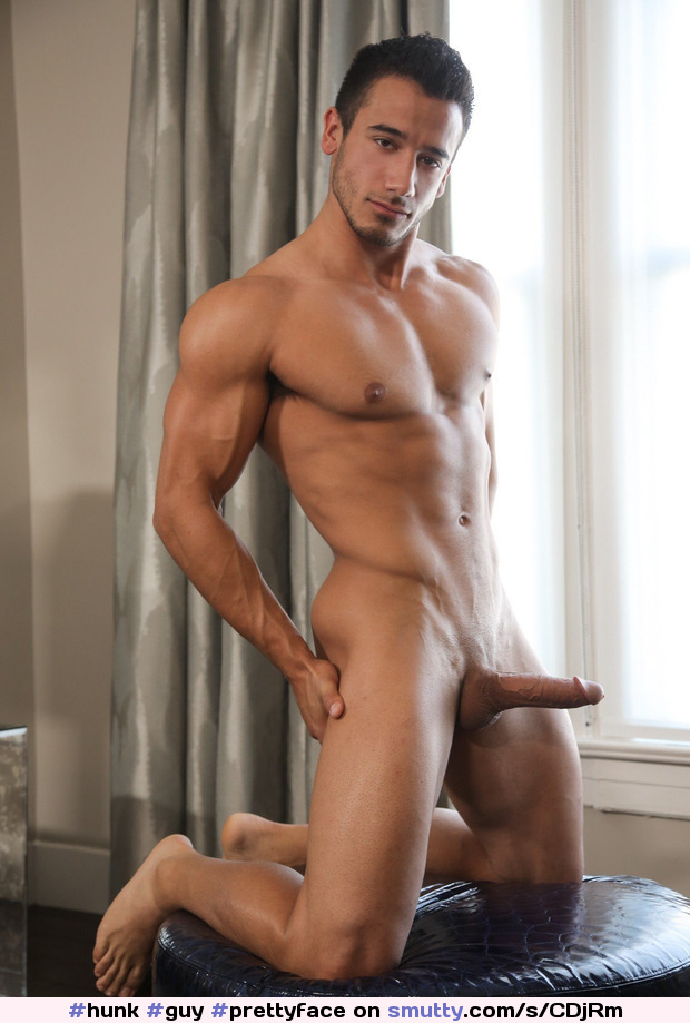 #hunk #guy #prettyface #abs #muscled #nicecock #nicedick #greatbody