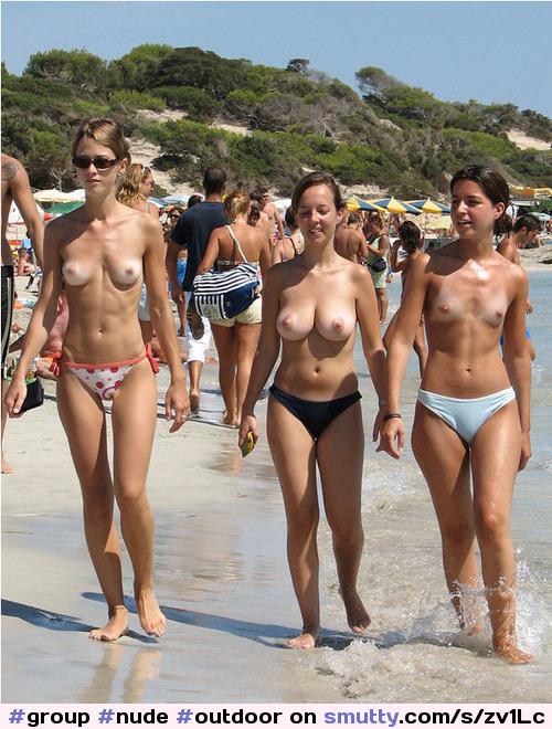 Hots Public Group Nude Pics