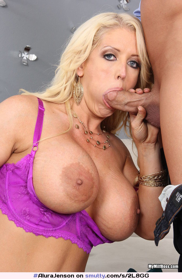 #AluraJenson#dickinhermouth#blowjob#cocksucker#suckingdick#milf#bigtits#eyeconact