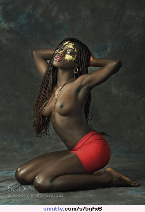 Hot African Ebony