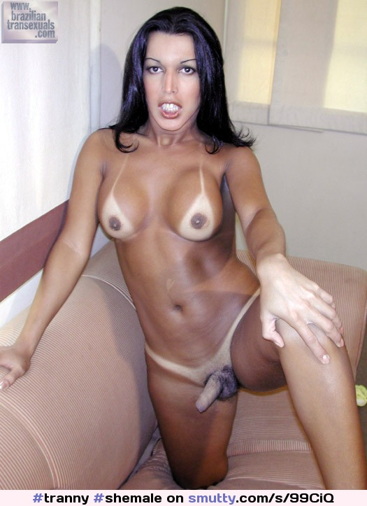Gina transsexual