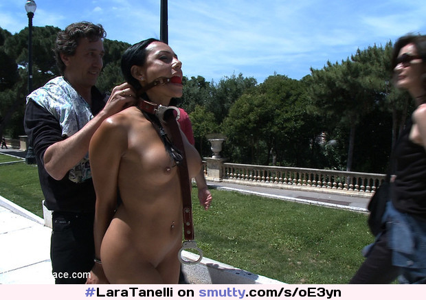 Public nudity humiliation video #7