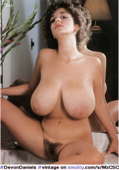 Hairy tits vintage bush big retro