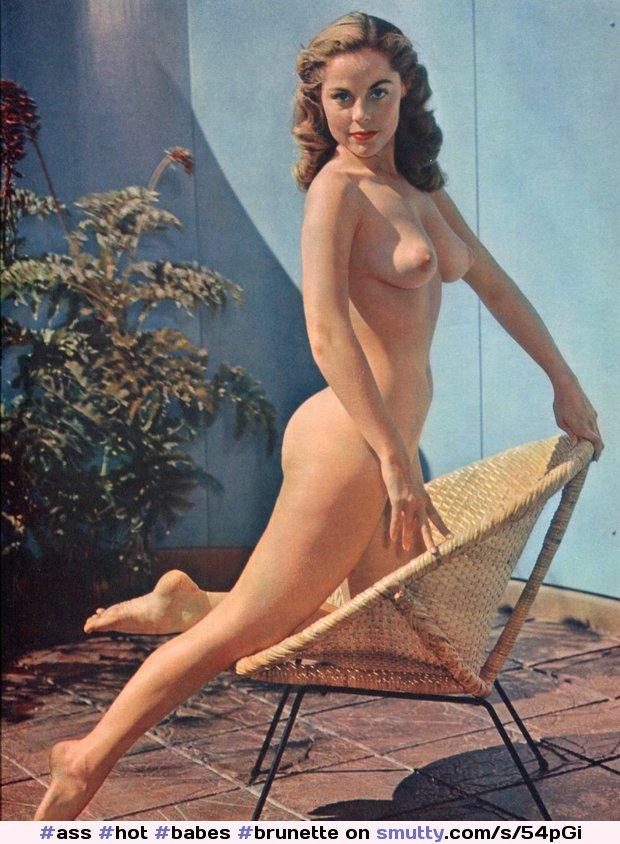 Vintage sexy cards