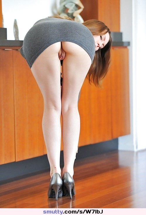 Think, sexy short skirt bend over apologise, but