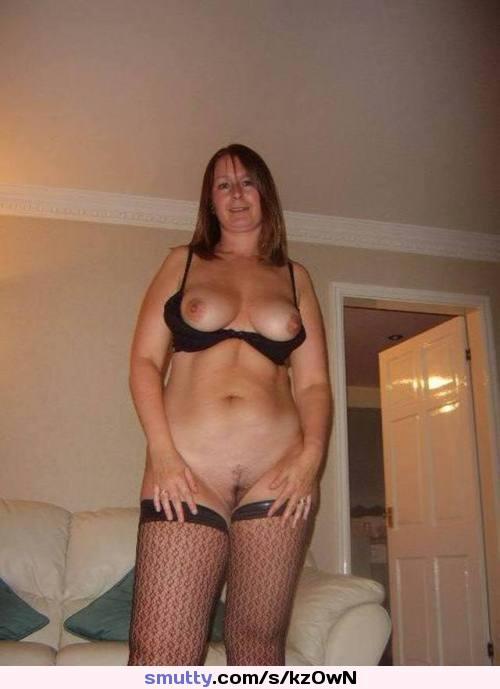 Women wearing stockings panties thumbs