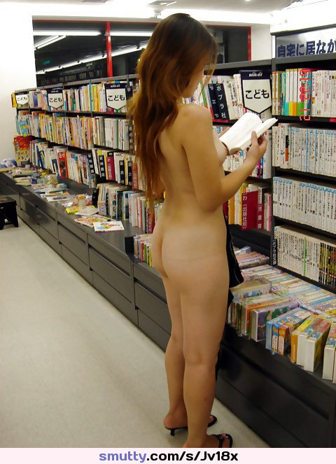 Stars Nude In Shopping Centre Pics