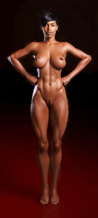 Nude Black Female Naked Picture Gif