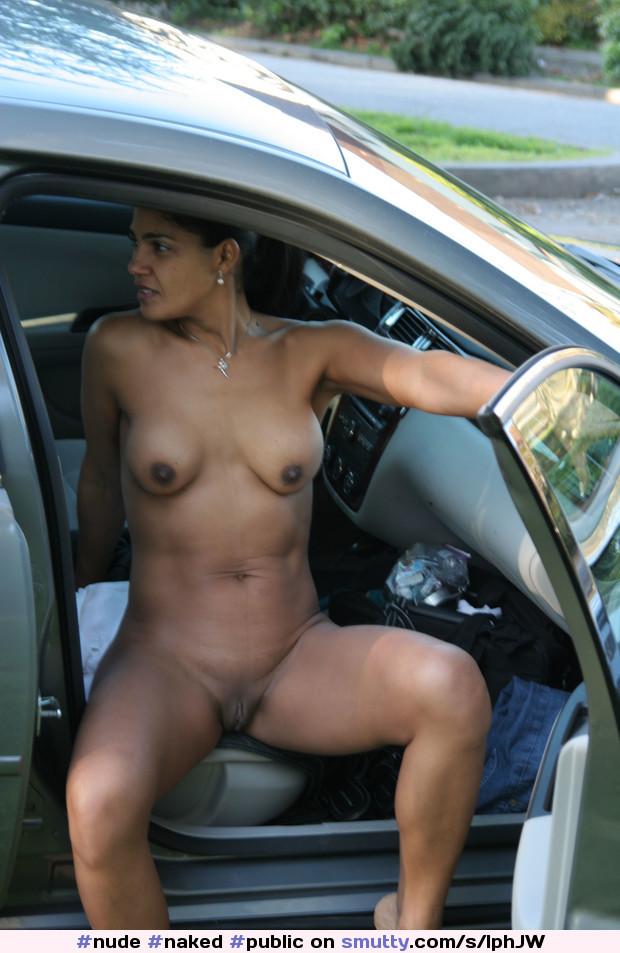 Nude Naked Public Latina Barefoot Nudeinpublic