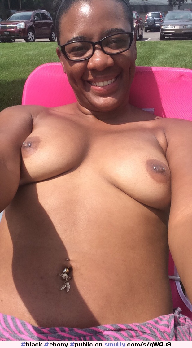 Big Ebony Teen Tits Solo