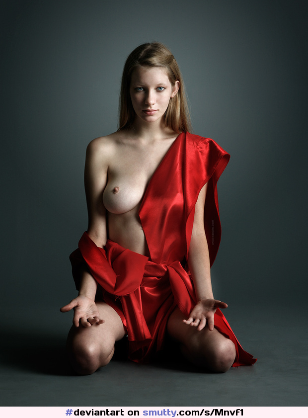 #deviantart #photography #fetish #RedSilkGirlII #RedSilkGirl by #mjranum Model: #Valentine #breast #halfoftheset #rsop2018 !