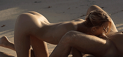 Teen Girl Nude Beach Gif
