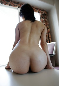 Japanese milf ass