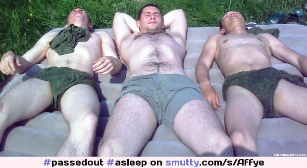 #passedout #asleep #underwear #undies #military #army #straightbait #str8bait #straightboy #str8 boy #str8 #straight