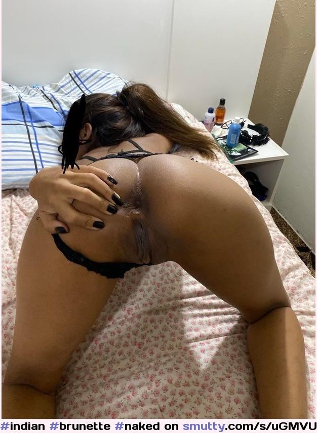 Asshole nude