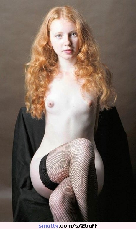 #redhead #babe #stockings