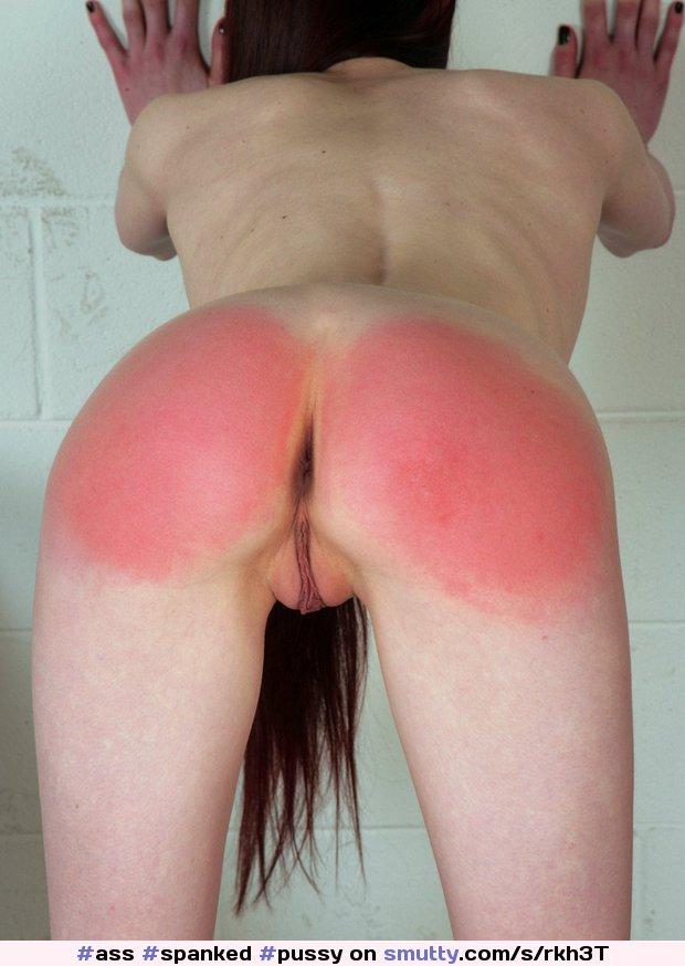 Spank butt pussy — photo 8